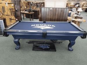 Pool Tables Reno NV Logo
