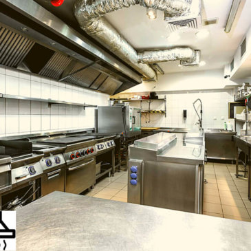 Kitchen Exhaust Cleaning Company
